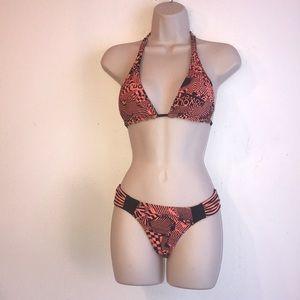 Volcom Two Piece Bikini